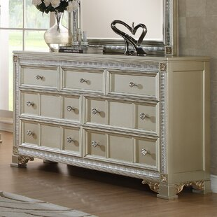 Chumbley 7 Drawer Dresser by House of Hampton Herry Up