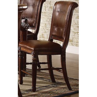 Gabler 24 Bar Stool (Set of 2) Astoria Grand