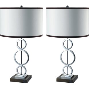 Tiered Rings 26 Table Lamp (Set of 2)