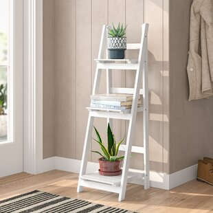 Dashiell Ladder Bookcase By House Of Hampton