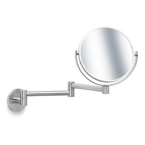 Wall Mount Magnifying Mirror makeup & shaving mirrors you'll love | wayfair