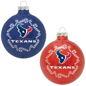 NFL Home and Away Ornament (Set of 2)