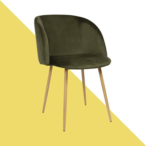 Niels Upholstered Dining Chair Hashtag Home Upholstery Colou