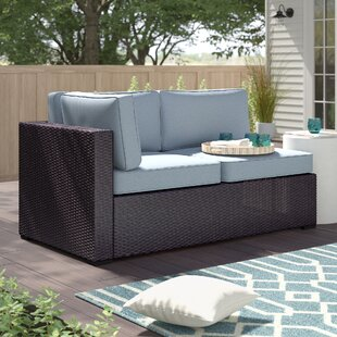 Dinah Loveseat with Cushions