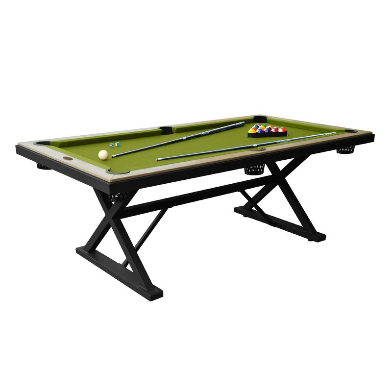 AirZone Play Multi-Use 7' Outdoor Billiard Table (Wayfair