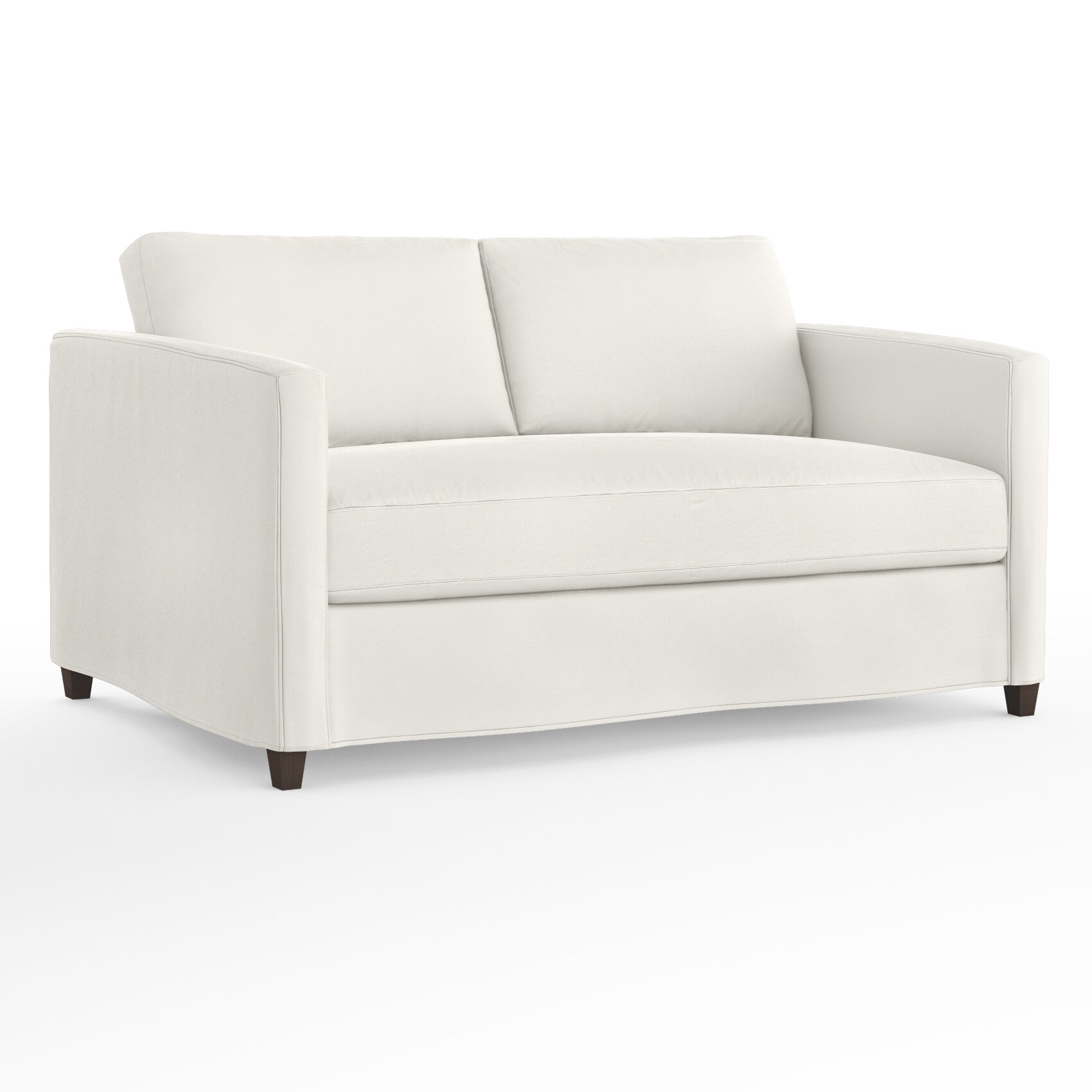 Astounding Habersham Slipcovered Loveseat Inzonedesignstudio Interior Chair Design Inzonedesignstudiocom