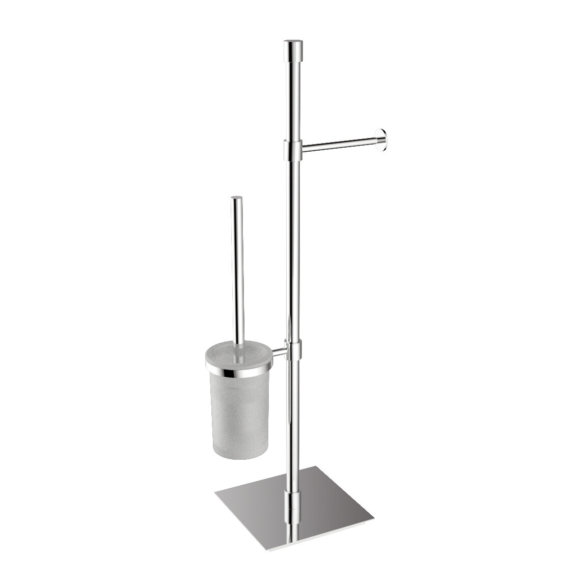 Ws Bath Collections Complements Free Standing Toilet Paper Holder Wayfair