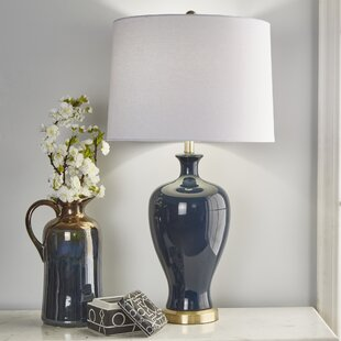 Isla Ceramic Urn 32 Table Lamp