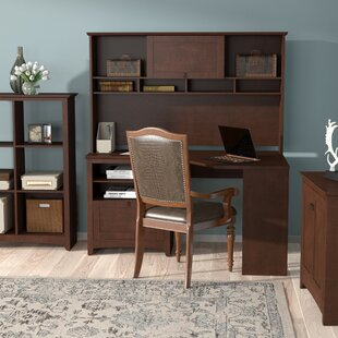 Darby Home Co Buena Vista 2 Piece L-Shape Desk Office Suite