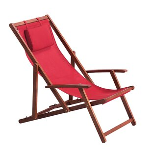 Islander Reclining Beach Chair by Arboria