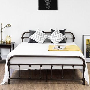 Barnette Queen Size Platform Bed