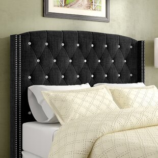 Darby Home Co Martins Upholstered Panel Headboard