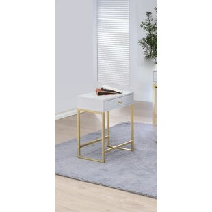 Melia End Table by Mercer41