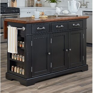 Maile Large Kitchen Island by Darby Home Co