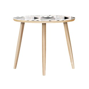 Bungalow Rose Ugarte End Table