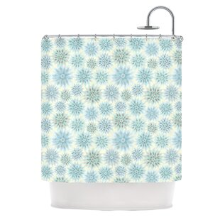 My Delicate Flowers by Julia Grifol Single Shower Curtain