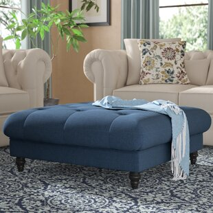 Avoca Tufted Cocktail Ottoman By Darby Home Co