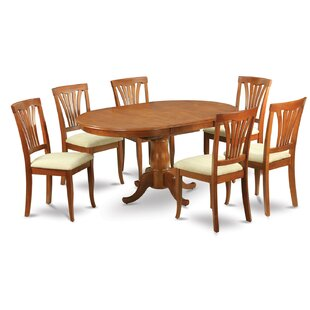 Stella 7 Piece Dining Set DarHome Co