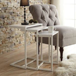 Zenia 3 Piece Nesting Tables Laurel Foundry Modern Farmhouse