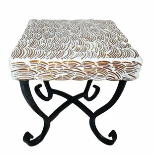 Fanette End Table by Bloomsbury Market