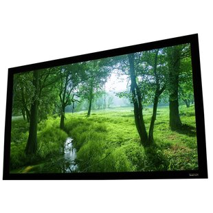 Cinema White Fixed Frame Projection Screen