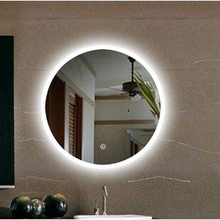 Reviews Chenut Moon Wall Mirror ByOrren Ellis