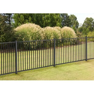 W Slim Jim Fence Panel