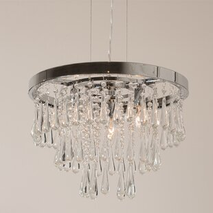 Buttram 3-Light Crystal Ch..