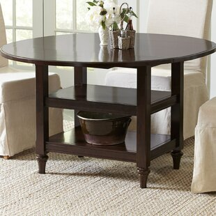 Burke Drop-Leaf Dining Table by Birch Lane™ Heritage Read Reviews