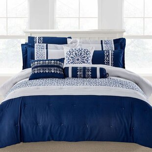 Hempstead 9 Piece Comforter Set