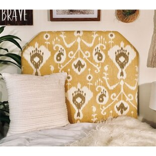 Cornwall Beveled Twin/Twin XL Upholstered Panel Headboard