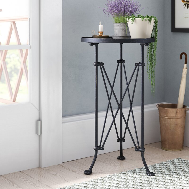 Wachter Pedestal Plant Table