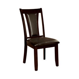 Red Barrel Studio Ammon Transitional Dining Chair (Set of 2)