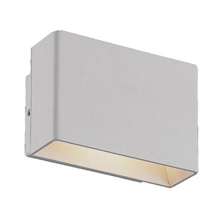 Cordell 1-Light Outdoor Flush Mount By Orren Ellis Outdoor Lighting