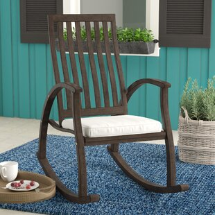 Labarre Outdoor Rocking Chair