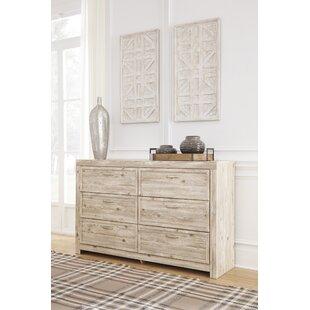 Plympt 6 Drawer Dresser