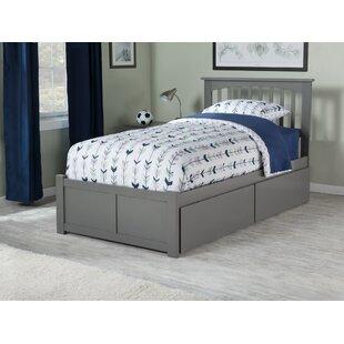 Compare prices Georgia Slat Bed ByViv + Rae