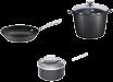 Pots, Pans & Skillets