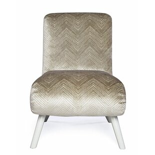 Casablanca Slipper Chair by Badgley Mischka Home
