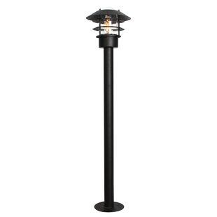Portland 1-Light 102cm Post Light By Sol 72 Outdoor