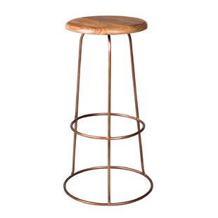 Borne 30 Bar Stool Union Rustic