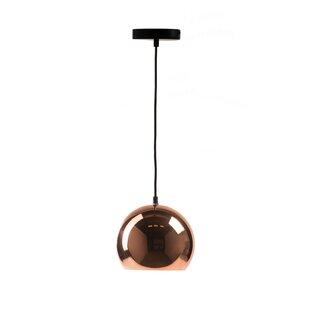 Didymos Globe Pendant by Wrought Studio