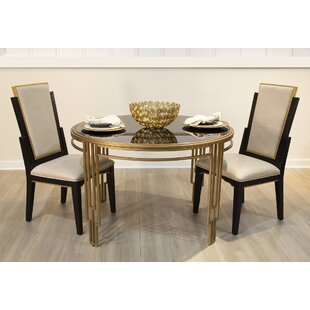 Drakeford 3 Piece Dining Set