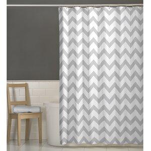 Raminez Chevron Shower Curtain