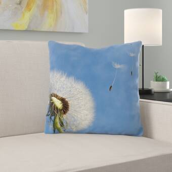 R Mindustries Lille Trellis Embroidered Cotton Lumbar Pillow Wayfair