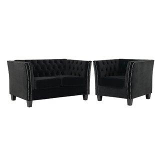 Wanamaker 3 Piece Sofa Set By Rosalind Wheeler
