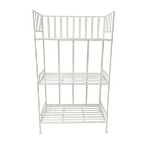 Secaucus 3 Tier Shelf Iron Baker's R..