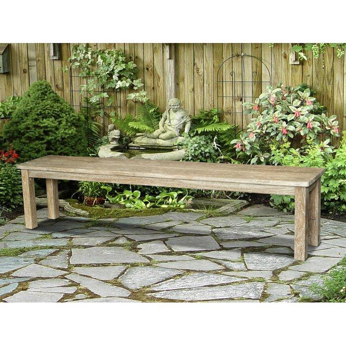 Fantastic Perine Outdoor Teak Picnic Bench Dailytribune Chair Design For Home Dailytribuneorg