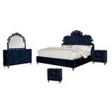 Vidal Standard 5 Piece Bedroom Set by Rosdorf Park
