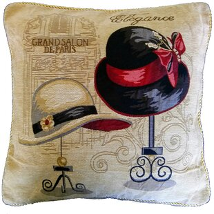 Window Shopping In Paris Pillow Case (Set of 2)